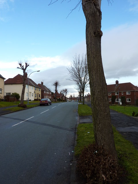 Park Road, Boythorpe