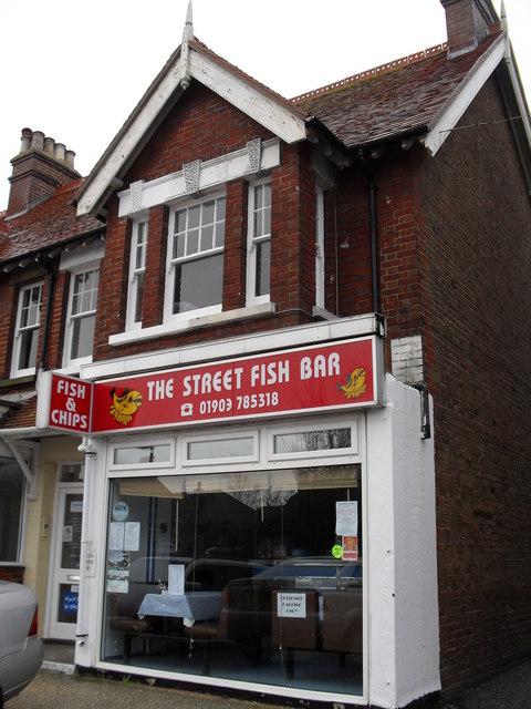 The Street Fish Bar