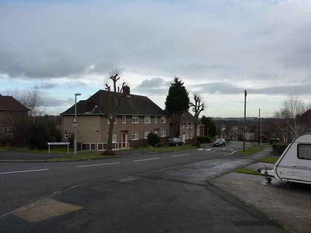Baden Powell Avenue, Boythorpe, Chesterfield