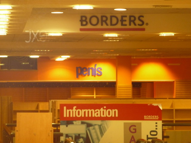 Bournemouth: the last word from Borders