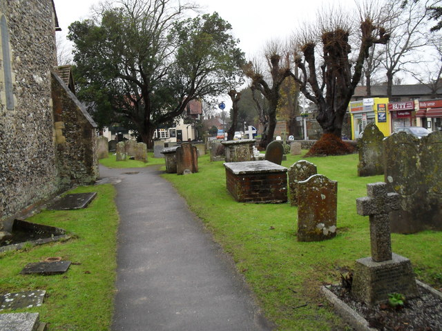 Rustington Churchyard (2)