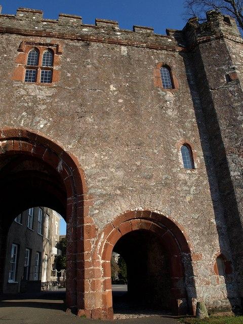 Gatehouse, Torre Abbey (2)