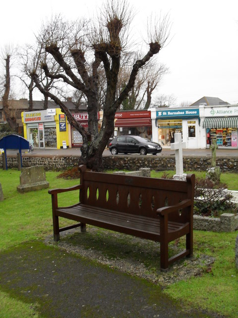Rustington Churchyard (3)