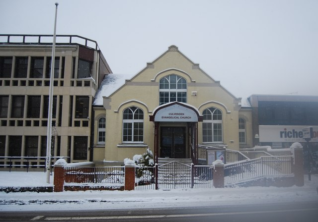 Culverden Evangelical Church