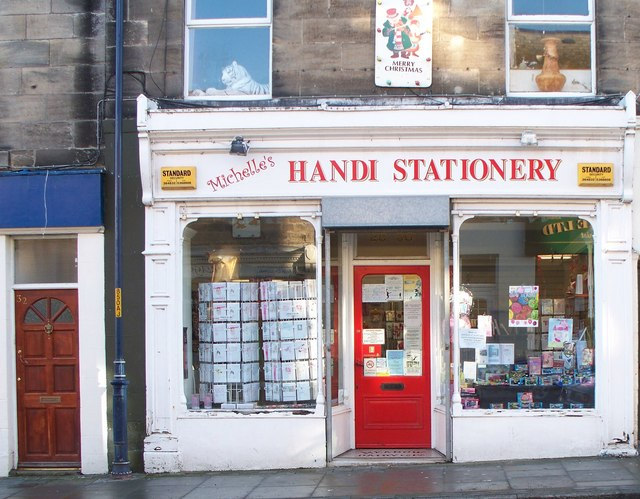 Stationery Shop, 'Michelles'
