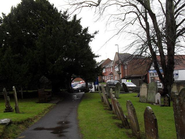 Rustington Churchyard (5)