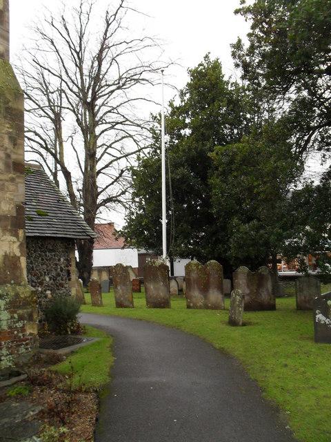 Rustington Churchyard (4)