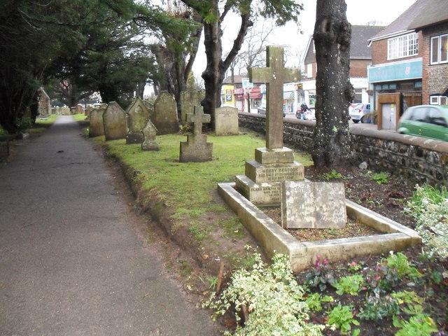 Rustington Churchyard (1)