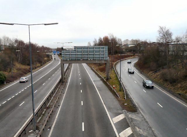 Eastbound M67