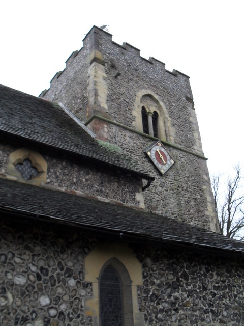 Rustington Parish Church- north view