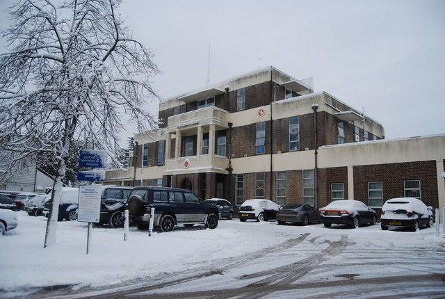 Kent & Sussex Hospital