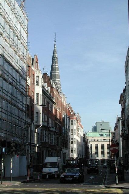 Margaret Street, London W1