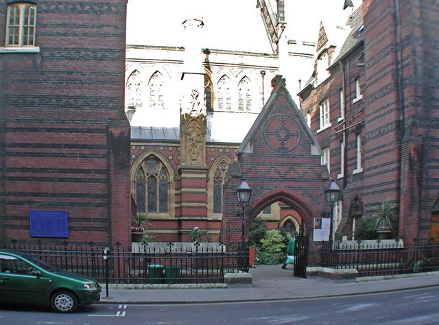 All Saints, Margaret Street, London W1