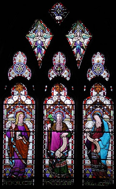 All Saints, Margaret Street, London W1 - Window