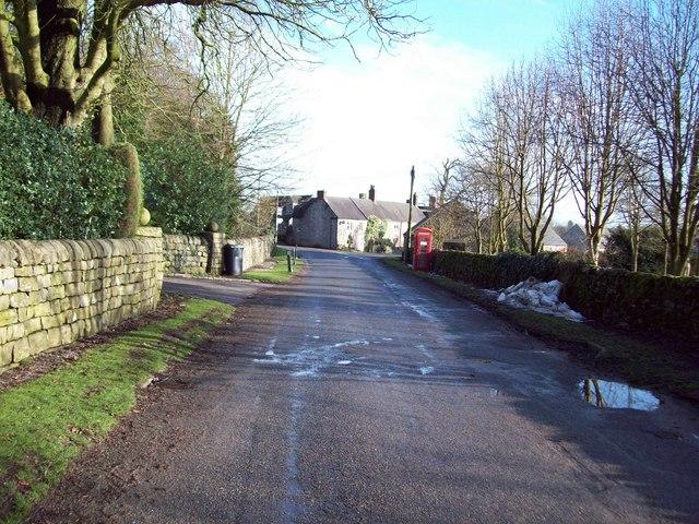 Bradbourne - a 'Thankful Village'
