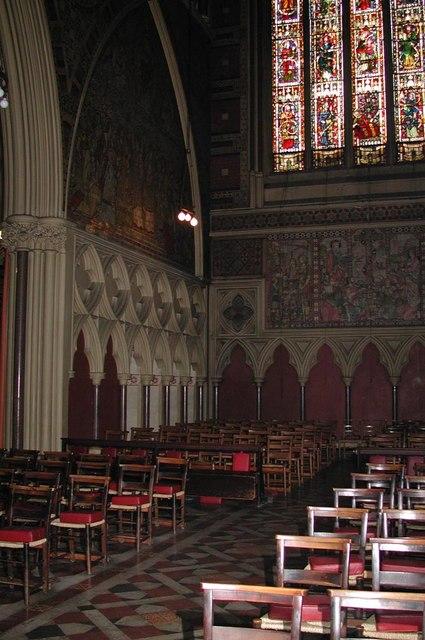 All Saints, Margaret Street, London W1 - West end