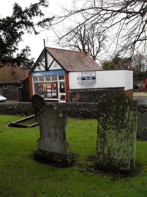 Rustington Churchyard (6)