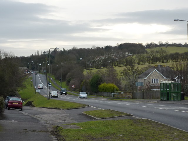 Looking South from Birdholme