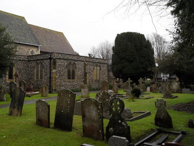 Rustington Churchyard (8)