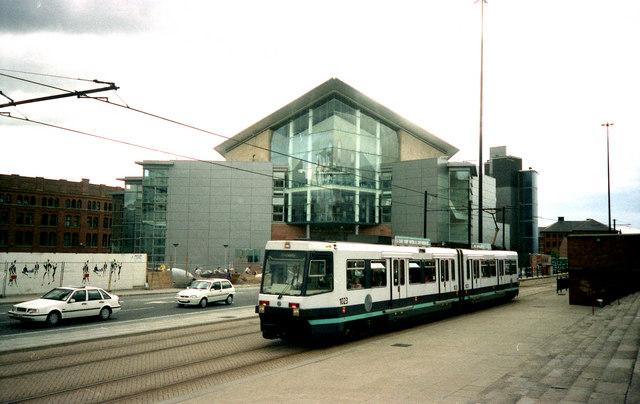 Manchester:  Bridgewater Hall