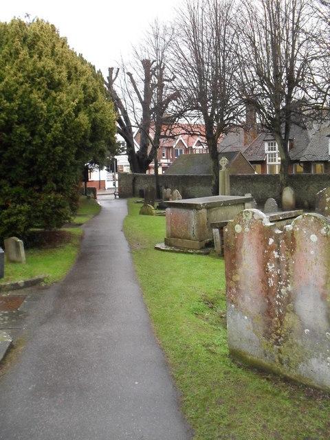 Rustington Churchyard (12)