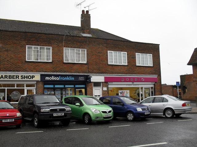 Shops in Sea Lane (2)
