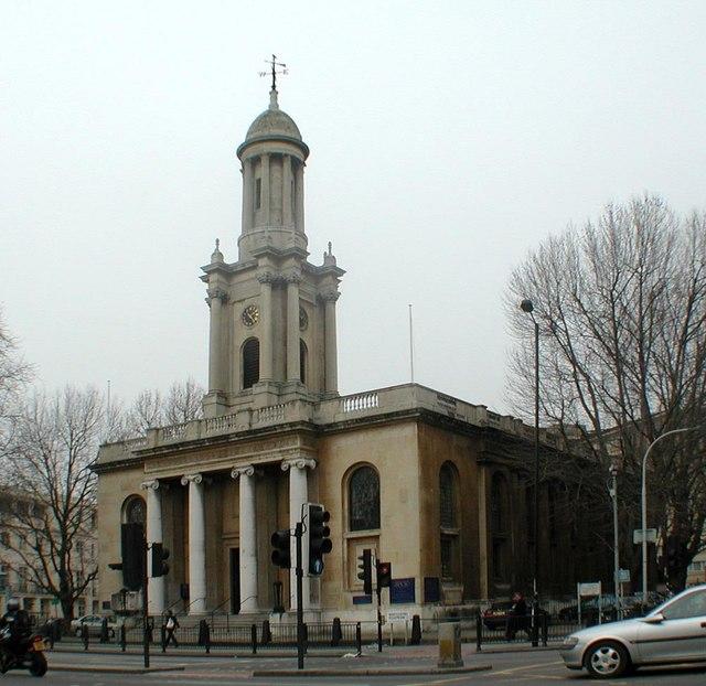 Holy Trinity, Great Portland Street, London W1