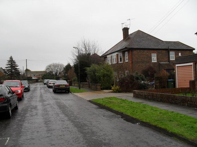Lamppost in The Grangeway