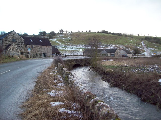Bradbourne Corn Mill
