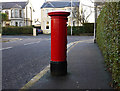 J4981 : Postbox, Bangor by Rossographer