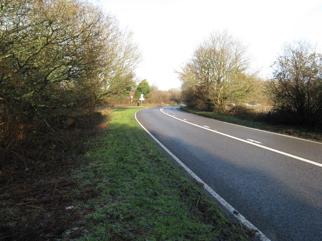 A 283 at Wiggonholt Common