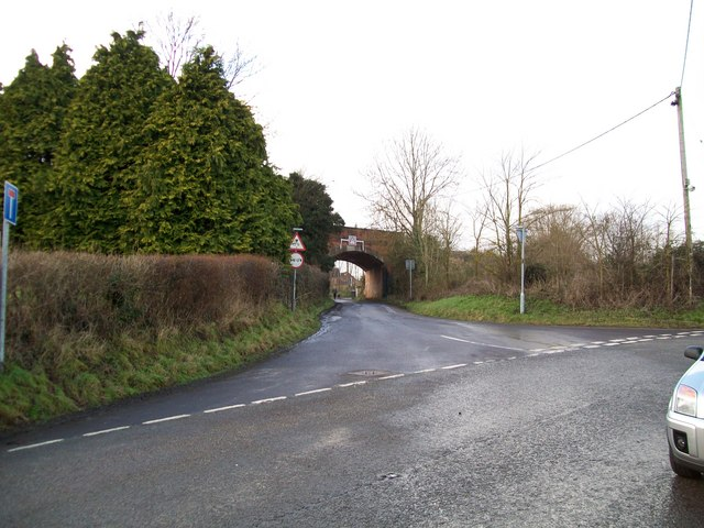 Bridge over Petticoat Lane, Dilton Marsh