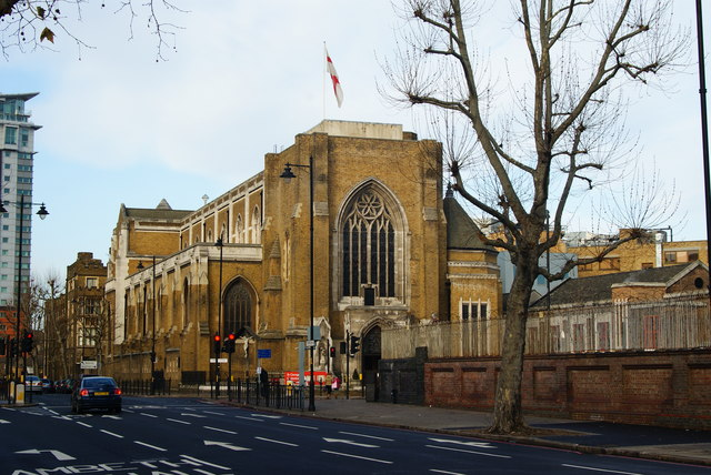 St.George's Cathedral, Southwark