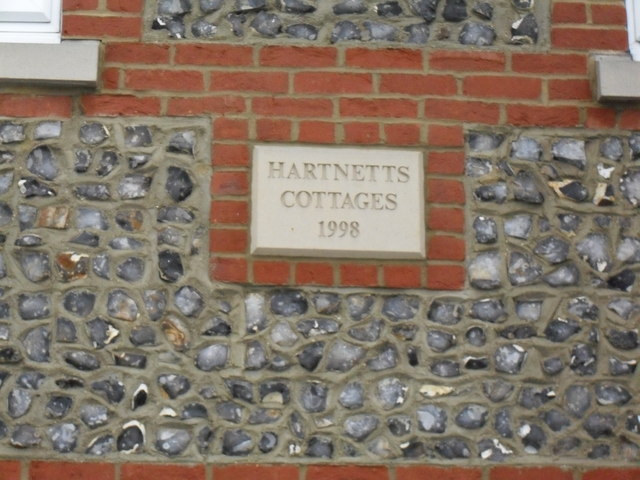 Date stone in Sea Lane