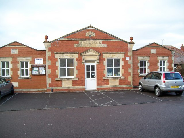 Dilton Marsh Memorial Hall