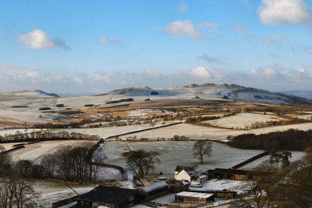 Gwernyrargllwydd Farm