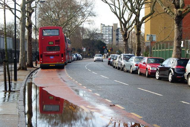 Lambeth Road, Southwark