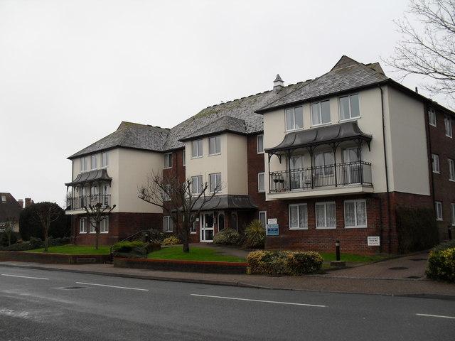 Retirement apartments in Sea Lane