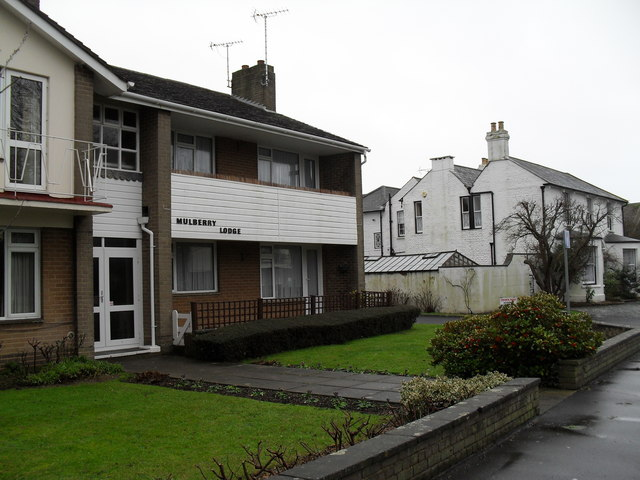 Mulberry Lodge in Sea Lane