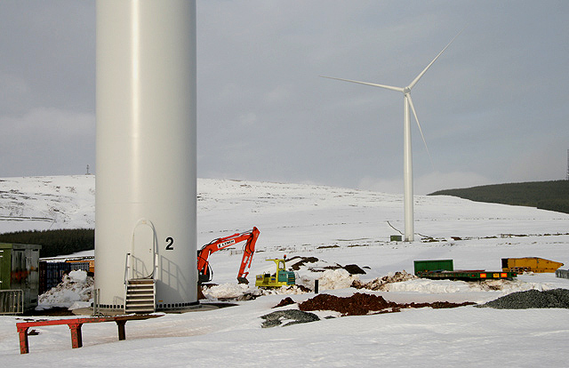 Toddleburn Wind Farm