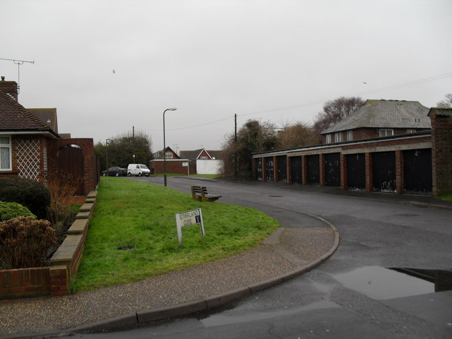 Garages in Sutherland Close
