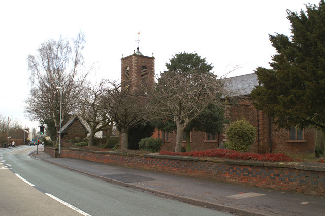 Burtonwood Parish Church