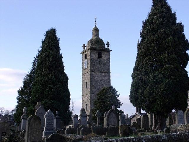 St.Ninians Old Parish Kirk