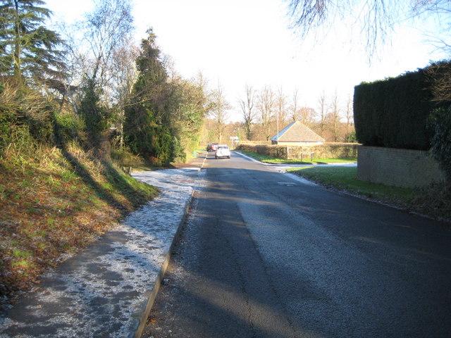 Speen: Station Road