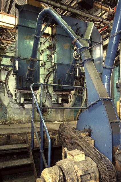Pulverised fuel Lancashire boiler, Carpets of Worth