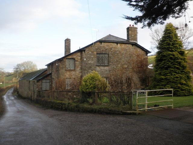 Sparkhayne, near Bampton