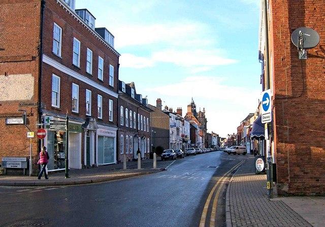 St. Owen's Street