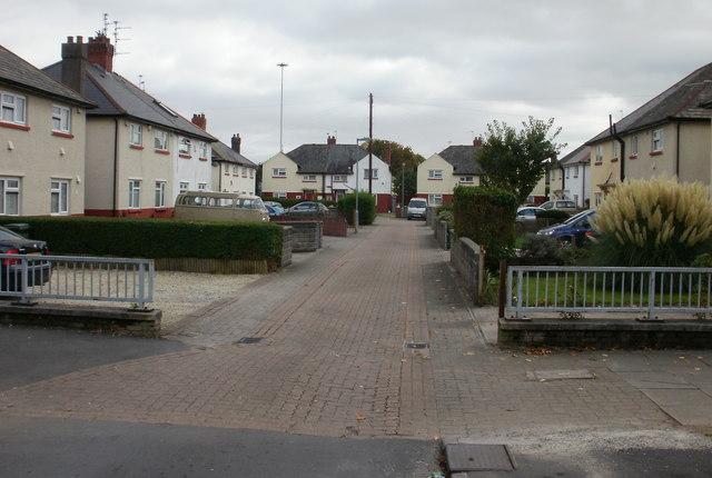 Ventnor Place, Mynachdy, Cardiff