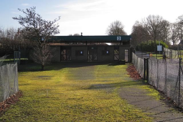 Gate 3, Royal Showground