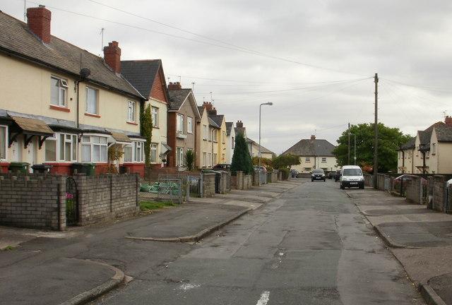 Llantarnam Road,Mynachdy,Cardiff